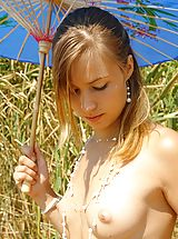 Armour Angels Nippels, Summer art of nude
