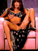 Naked Hairy, Best legs in the biz from the nineties til' now...Racquel Darrian!