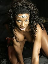 Black Pics: WoW nude nicolla warrior of black pussy