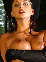 Big Nipples, Hot Babes in Action