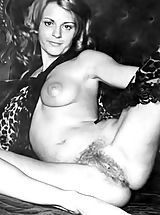 naked female, Blast from the Past Antique XXX