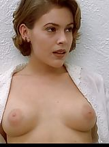 naked tv, Alyssa Milano