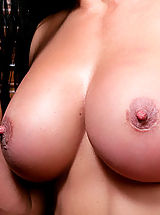 Puffy Nipples, Sexy milf gets her tight pussy filled