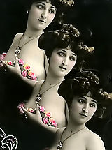 Vintage Pics: Forefathers Babes