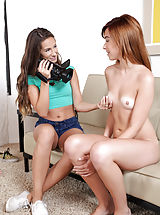 naked girls, Kaylee Haze,Cassidy Klein