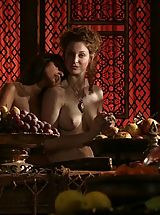 Fantasy Pics: Game of Thrones Girls Middlge ages lesbian training