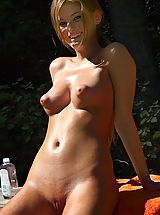 Big Nipples, faye reagan 02 puffy nipples forest