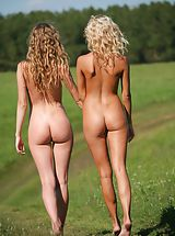 nice butt, Femjoy - Nicolle, Anju in Going For A Walk