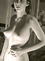 Retro Pics, Exposed American Wives in 1930s - Hot Bodies Awesome Breasts and Wonderful Bushy Pussies in These Rare 70's Photos