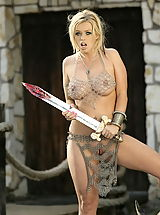 Fantasy Pics: WoW nude britneya keeper of the gate