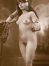 Naked Vintage, This Is What We Call Real Old Time Erotica - True 1900-1920 Erotic Pics Featuring Beautiful Naked Wives of those Times