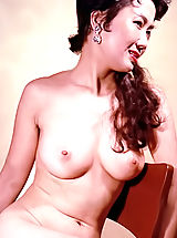 Nipple and Areola, Blast from the Past Nudes