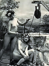 naked girls, Aged Weiber