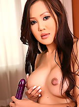 Puffy Nipples, Asian Women sunny wei 03 toying vagina in lingerie