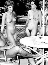 Naked Hegre-Art, A View into Modern Naturism Life and a Flashback into the Sixties When Girls Had Big Bushes and Sexy Hair Style