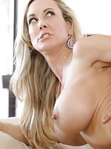 Aidra Fox and Brandi Love team up for a hot threesome that teaches Aidra some lusty new tricks