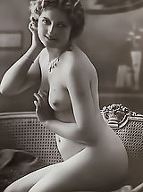 black naked, Clasic Woman