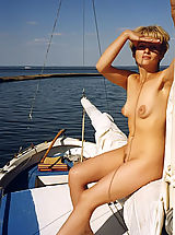 Me with My Wife Are Naturists So Here Are Some Pics of Our Naked Friends Who We Spend Time Together - Nude Girls