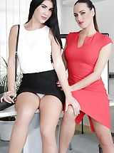 naked wife, Mea Melone, Lady Dee