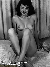 Naked Vintage, Vintage Porn at its best from Vintage Cuties
