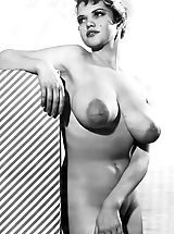Huge Nipples, Blast from the Past Antique XXX