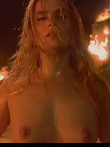 Small Areola, French fox Emmanuelle Seigner features got great funbaguettes.