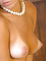 naked woman, Tanned Nipples from MPL Studios