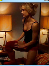 Naked Celebrity, Radha Mitchell