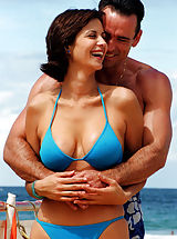 Celebrity Nippels, Catherine Bell