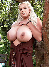 Areola Breast Pics, Huge Titty Hottie Oktoberbreast Never Ends
