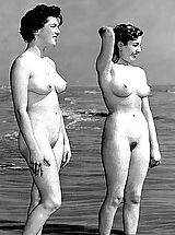 Retro Pics, Forefathers Nudes