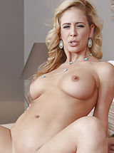 Great Nipples, Cherie DeVille , Van Wylde , Naughty Model , Ball licking , Bed , Bedroom , Huge Dick , Blonde , Blowjob , Bubble Butt , Caucasian , Cougar , Semen in Throat , Deepthroating , Face Treatment , Plastic Tits , Hallway , Innie Labia , Medium Ass , Moderate R