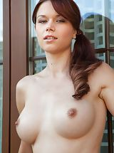 Erect Nipples, Femjoy - Calie in Touch Me Tenderly