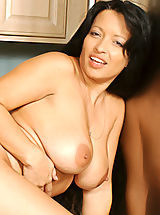 Mason Storm,My Friend's Hot Mom,Mason Storm, Peter Del Mar, Friend\'s Mom, Chair, Counter, Kitchen, Ball licking, Big Dick, Big Boobs, Black Hair, Blow Job, Facial, Fake Breasts, Latina, MILFs, Piercings, Shaved, Tattoos, Titty Fucking,