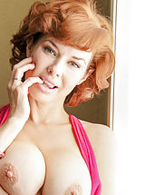 Well hello...Veronica Avluv here, ready to make your dreams come true haha! No, really, it's basically a superpower I possess. I was born in Texas and like they say, everything is bigger in Texas...have you noticed my boobs yet? Of course you have, silly!
