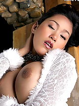 naked japanese, Asian Women irene fah a4y 03 bigtits hanging lingerie
