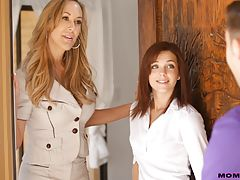 Puffy Tits, 22616 - Moms Teach Sex - Caught with Your Pants Down