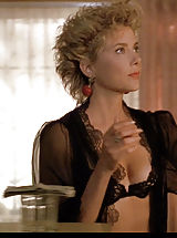 Areola Bumps, See Annette Bening's bushy whenever she falls most of her clothing.