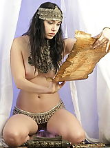 WoW nude shakti egyptian harem