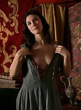 Retro, Game of Thrones Girls Sex Slaves of Kings in the middle ages