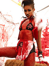 Ryan Madison, Skin Diamond