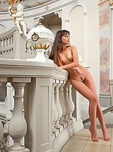 Naked Femjoy, Femjoy - Lorena G. in The Empress