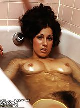women with hard nipples, Vintage Porn at its best from Vintage Cuties
