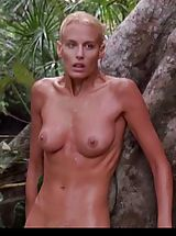 Nipple and Areola, She'll make a Splash in your pants