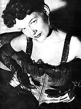 young naked, Formerly Forbidden Vintage Photos Of 40's And 50's Featuring Fetish Mistresses In Leather